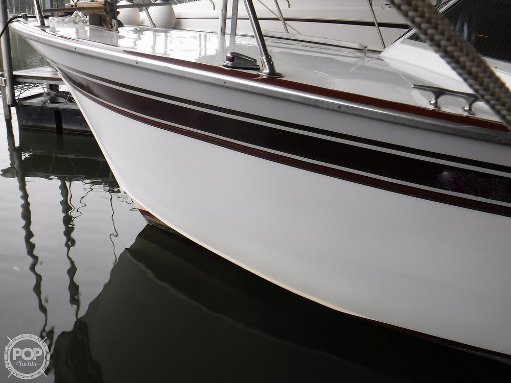 1979 Marinette boat for sale, model of the boat is 28 & Image # 7 of 40
