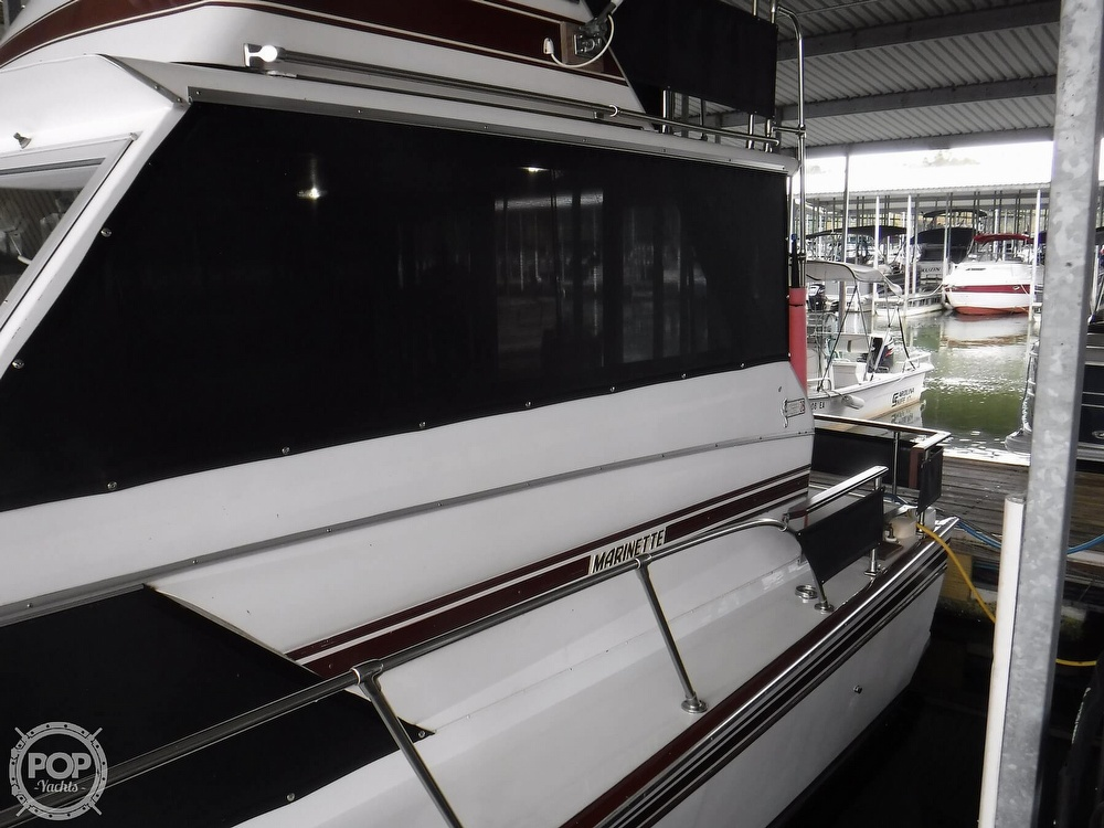 1979 Marinette boat for sale, model of the boat is 28 & Image # 8 of 40
