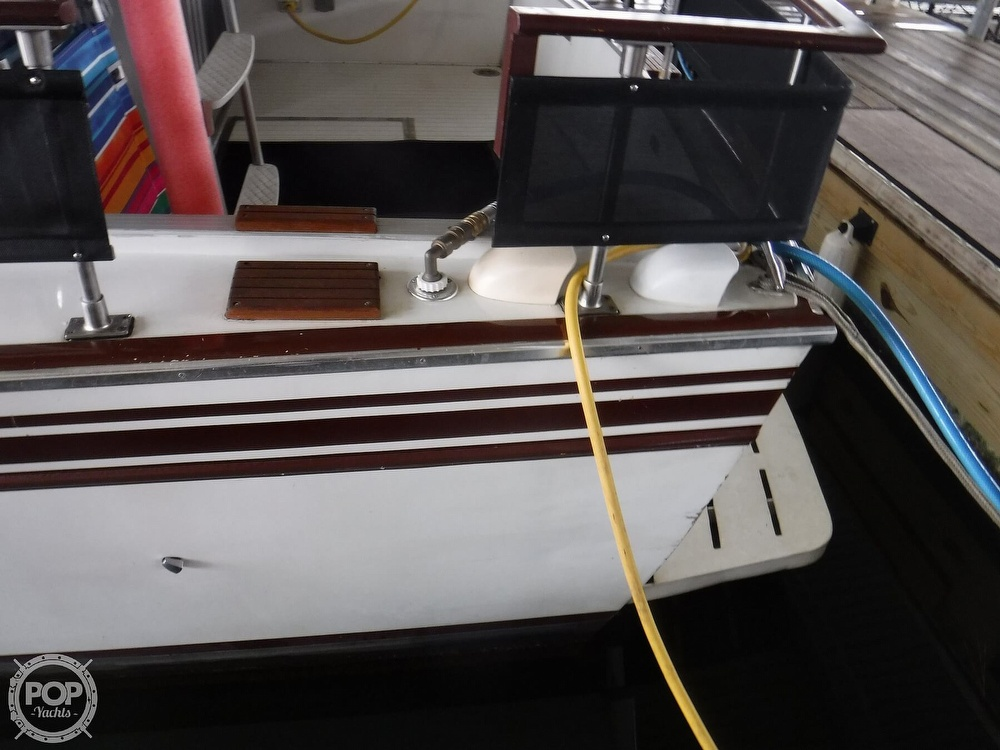 1979 Marinette boat for sale, model of the boat is 28 & Image # 10 of 40