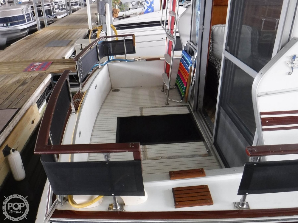 1979 Marinette boat for sale, model of the boat is 28 & Image # 13 of 40