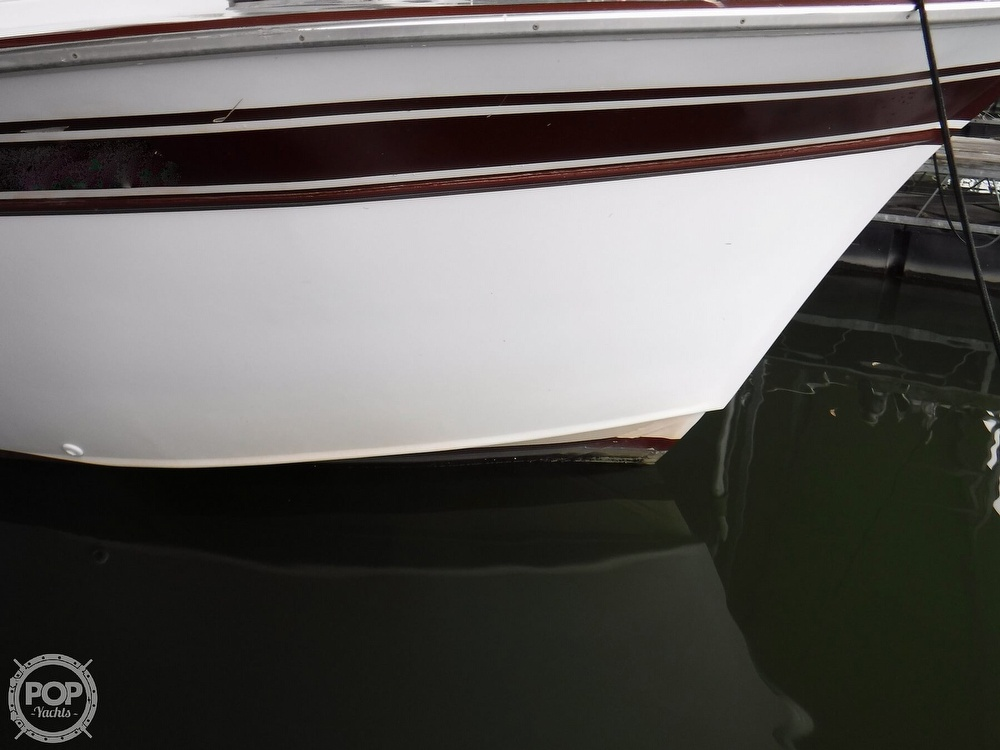 1979 Marinette boat for sale, model of the boat is 28 & Image # 16 of 40