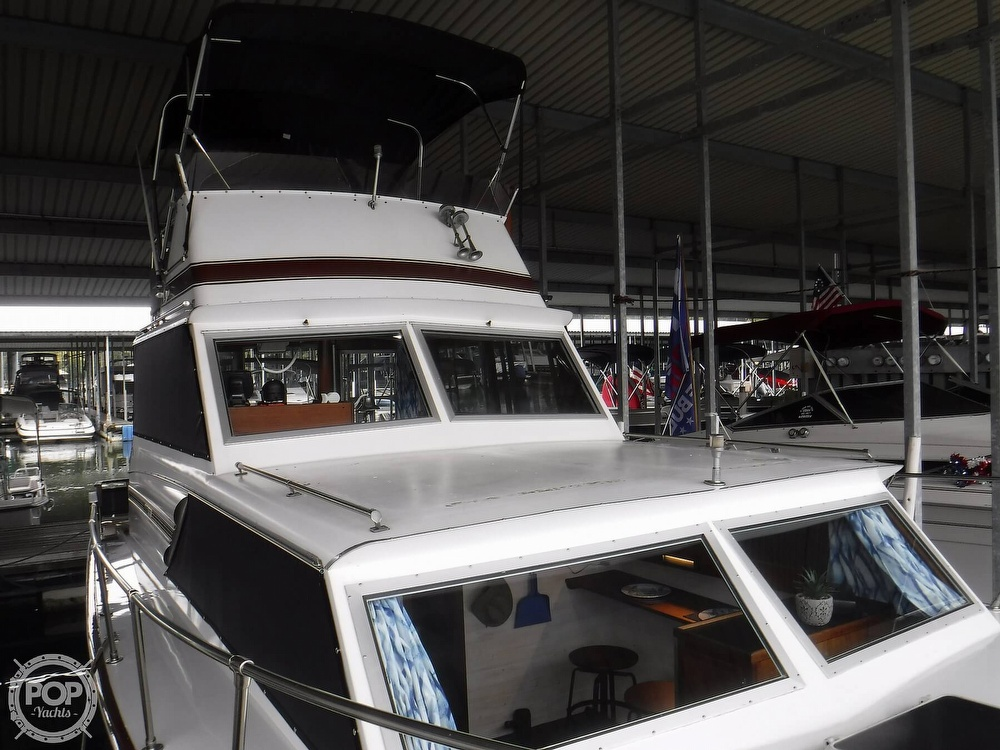 1979 Marinette boat for sale, model of the boat is 28 & Image # 17 of 40