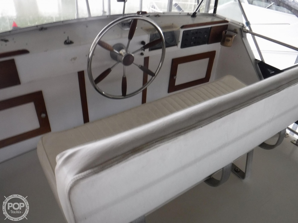 1979 Marinette boat for sale, model of the boat is 28 & Image # 19 of 40