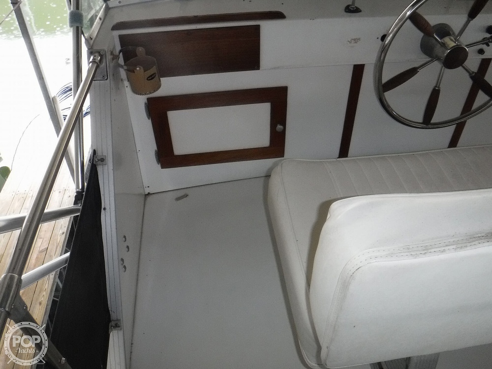 1979 Marinette boat for sale, model of the boat is 28 & Image # 21 of 40