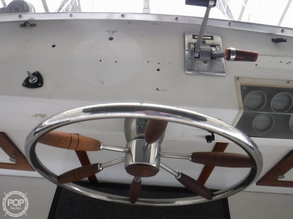 1979 Marinette boat for sale, model of the boat is 28 & Image # 22 of 40