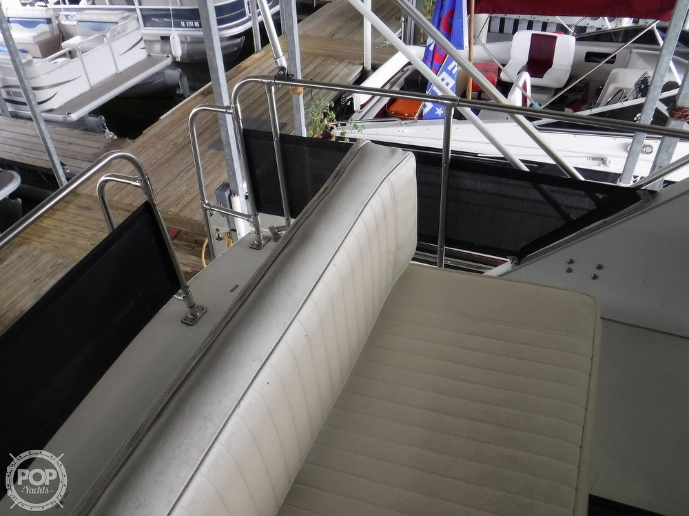1979 Marinette boat for sale, model of the boat is 28 & Image # 31 of 40