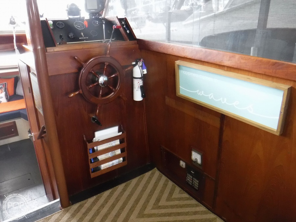 1979 Marinette boat for sale, model of the boat is 28 & Image # 35 of 40