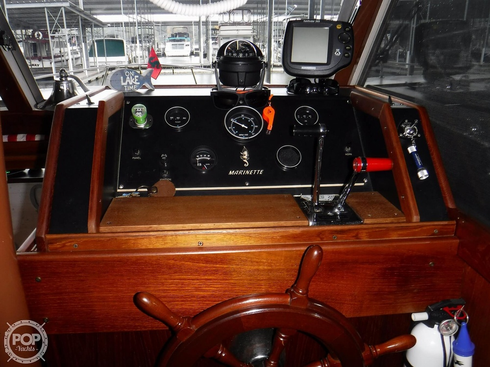 1979 Marinette boat for sale, model of the boat is 28 & Image # 36 of 40