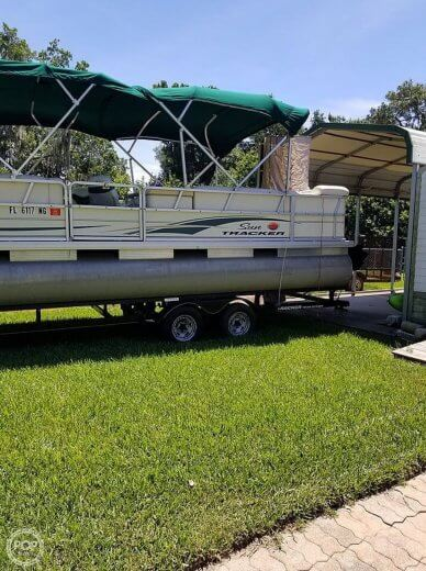Sun Tracker Party Barge, 25', for sale - $19,750