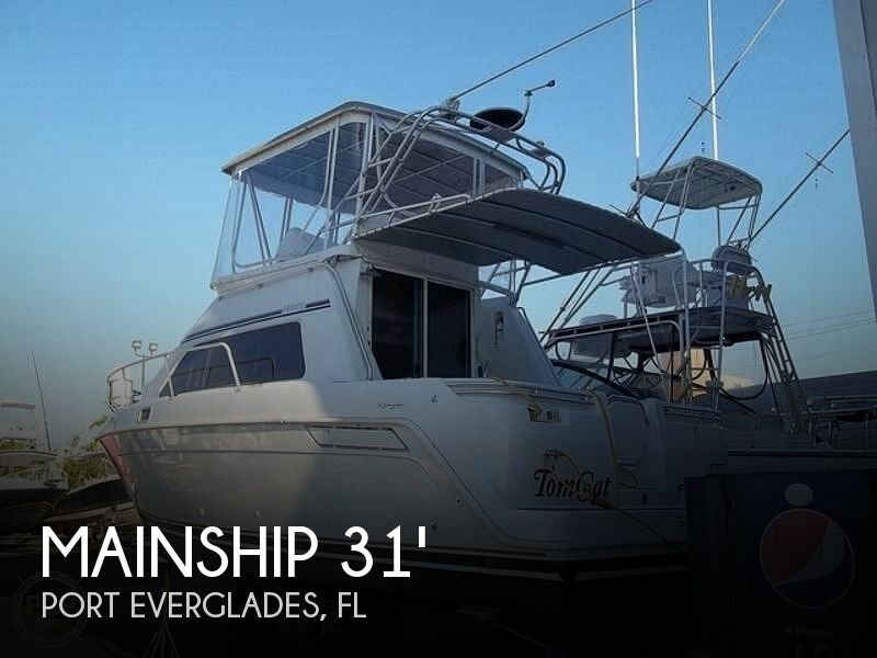 Used Mainship Boats For Sale by owner | 1994 Mainship Sedan Bridge 31