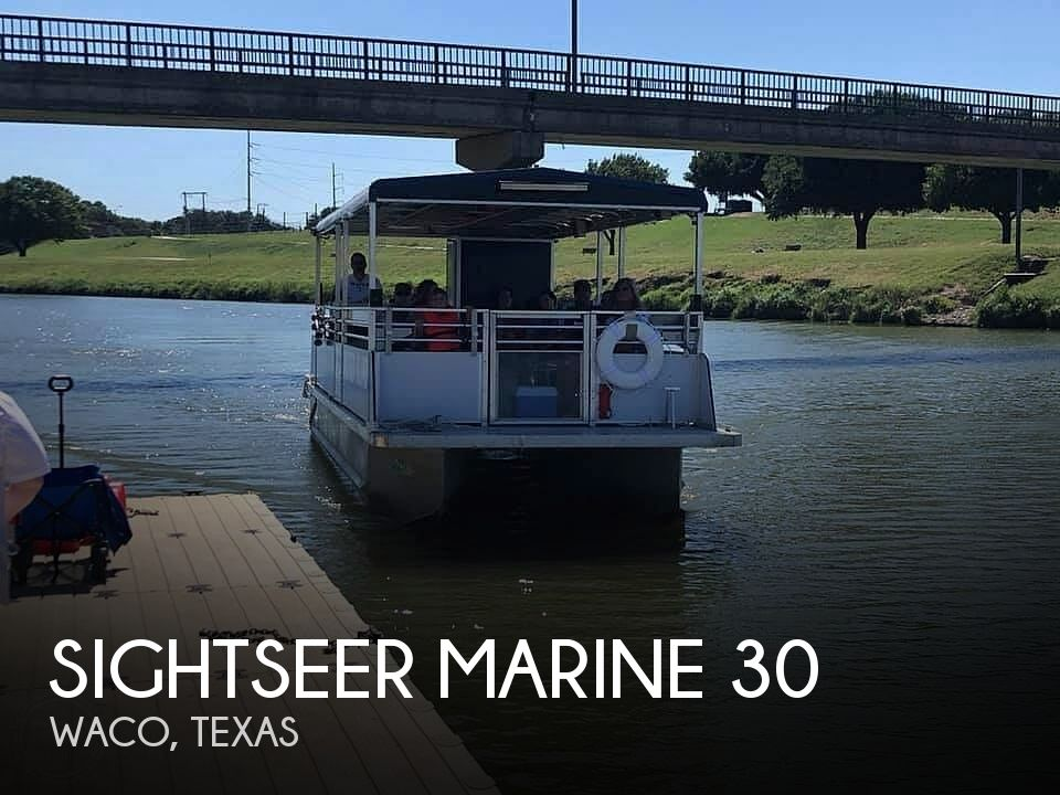 Used Boats For Sale in Killeen, Texas by owner | 2017 Sightseer Marine 30