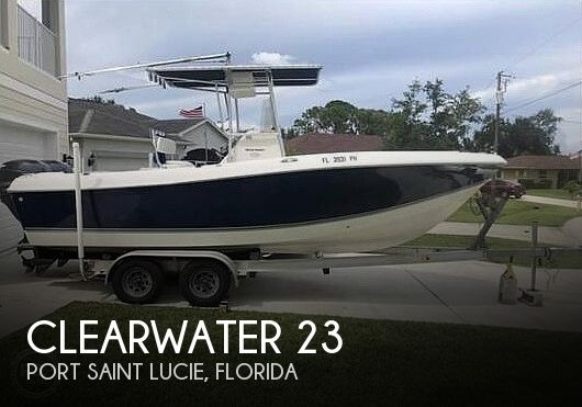 Used Clearwater Boats For Sale by owner | 2012 Clearwater 23
