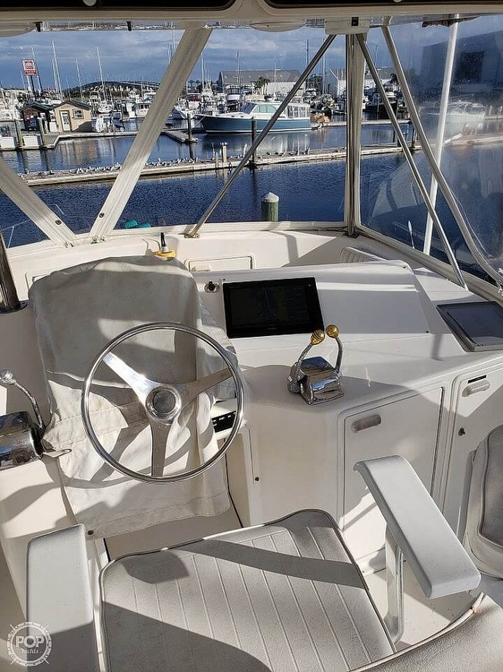 1993 Ocean Yachts boat for sale, model of the boat is 42 Super Sport & Image # 7 of 40