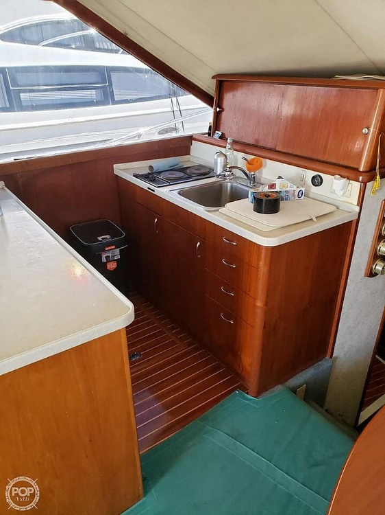 1993 Ocean Yachts boat for sale, model of the boat is 42 Super Sport & Image # 10 of 40