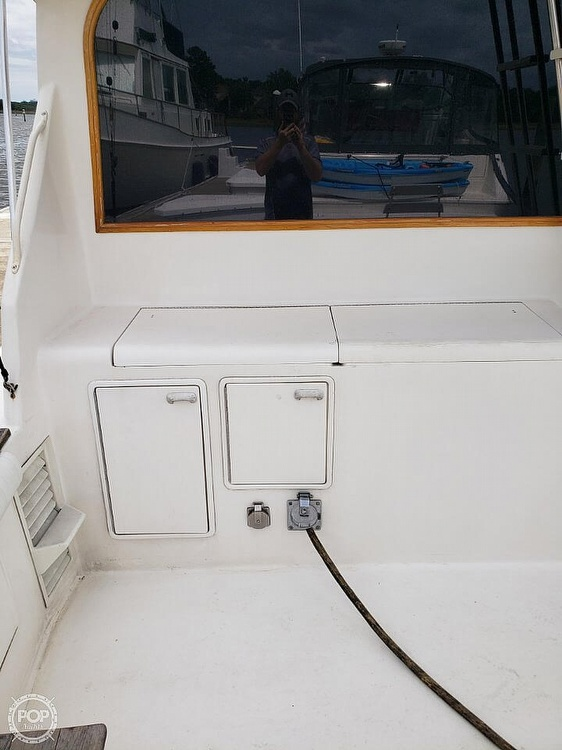 1993 Ocean Yachts boat for sale, model of the boat is 42 Super Sport & Image # 14 of 40