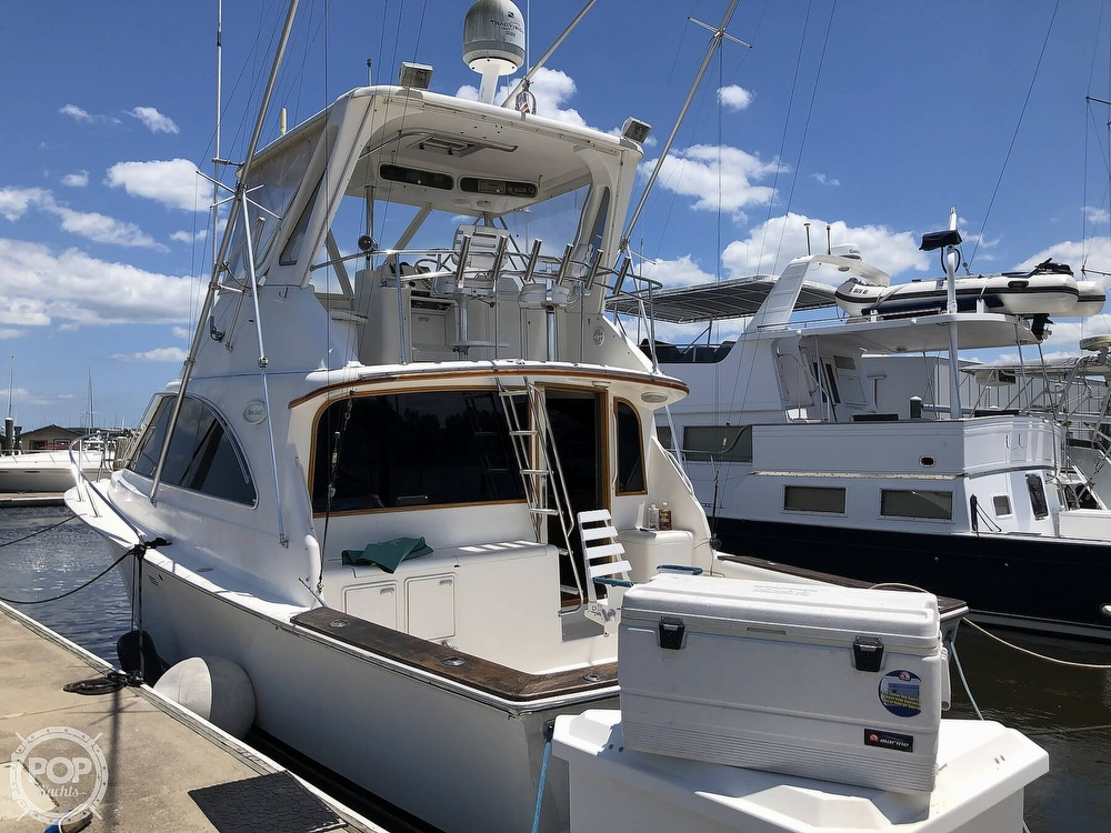 1993 Ocean Yachts boat for sale, model of the boat is 42 Super Sport & Image # 3 of 40