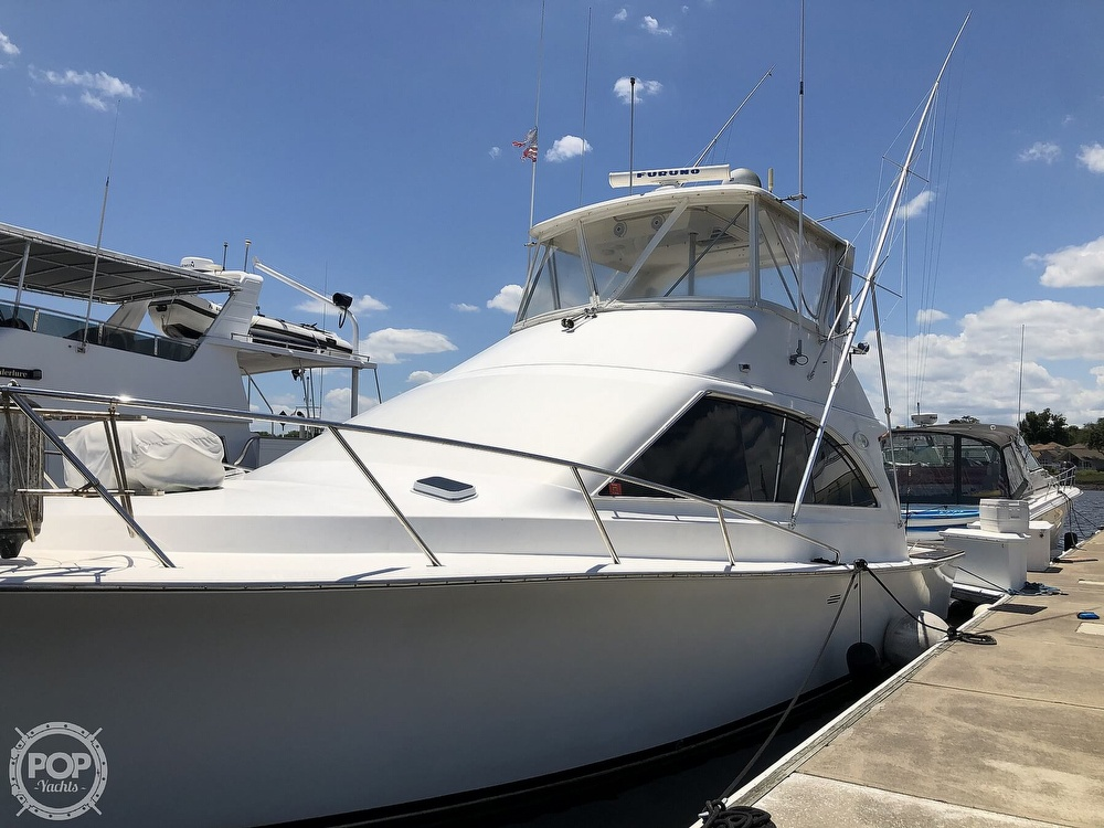1993 Ocean Yachts boat for sale, model of the boat is 42 Super Sport & Image # 5 of 40