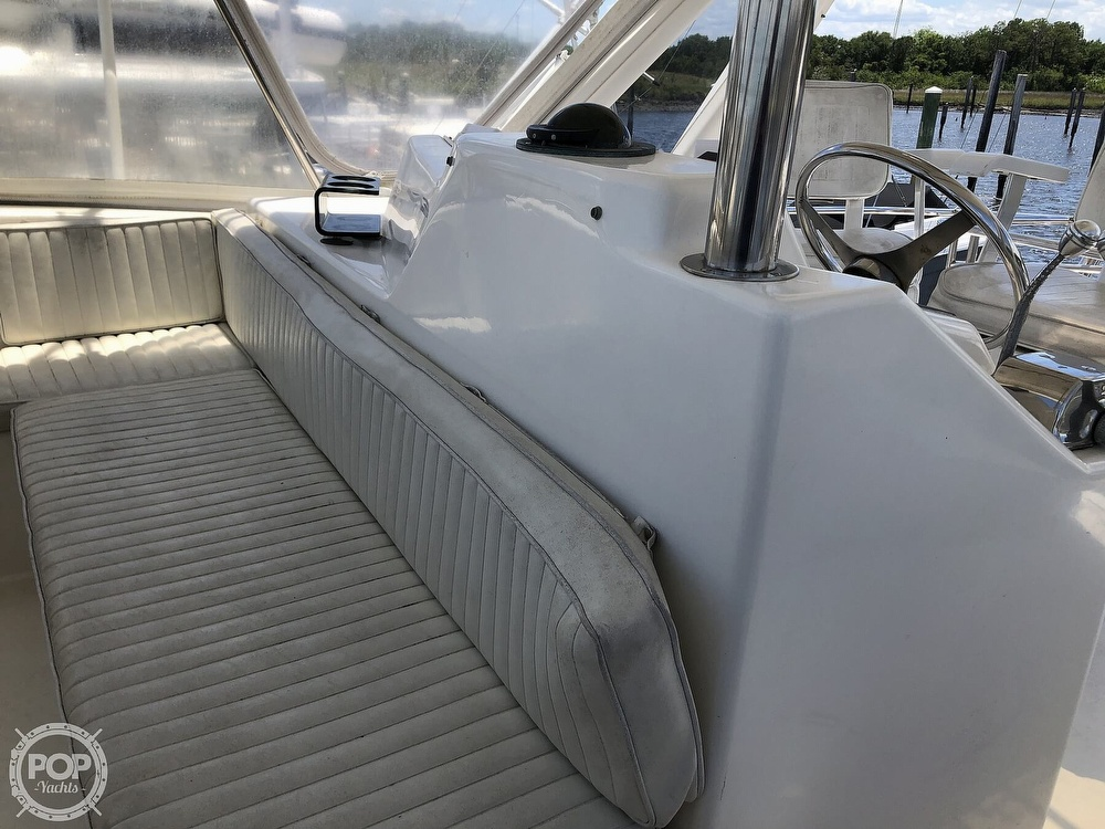 1993 Ocean Yachts boat for sale, model of the boat is 42 Super Sport & Image # 24 of 40