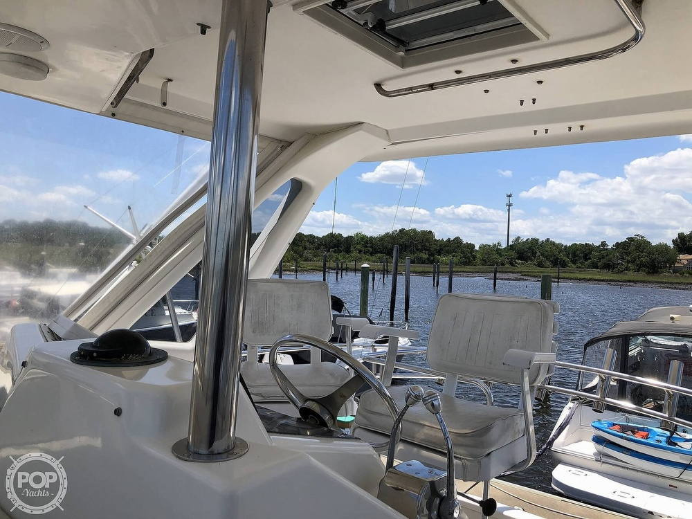 1993 Ocean Yachts boat for sale, model of the boat is 42 Super Sport & Image # 25 of 40