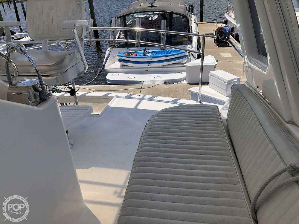 1993 Ocean Yachts boat for sale, model of the boat is 42 Super Sport & Image # 26 of 40