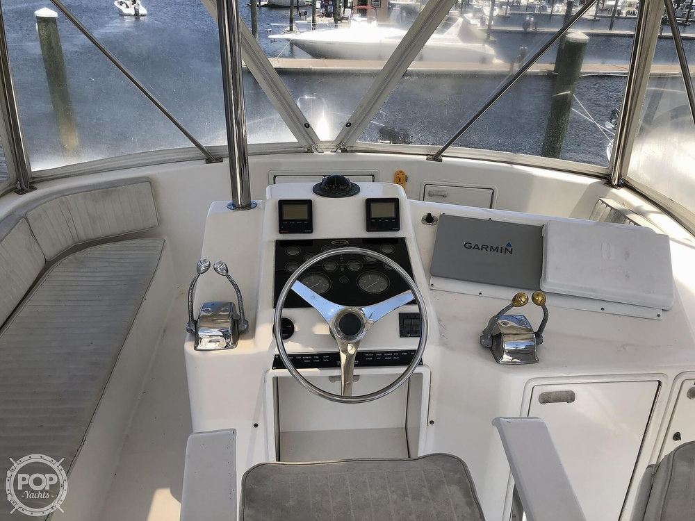 1993 Ocean Yachts boat for sale, model of the boat is 42 Super Sport & Image # 2 of 40