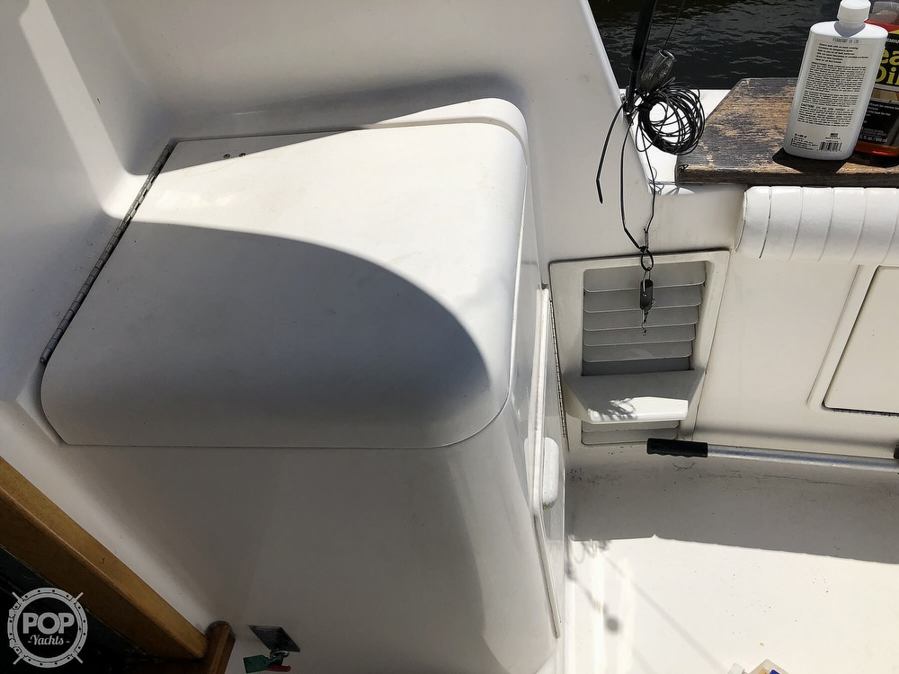 1993 Ocean Yachts boat for sale, model of the boat is 42 Super Sport & Image # 27 of 40