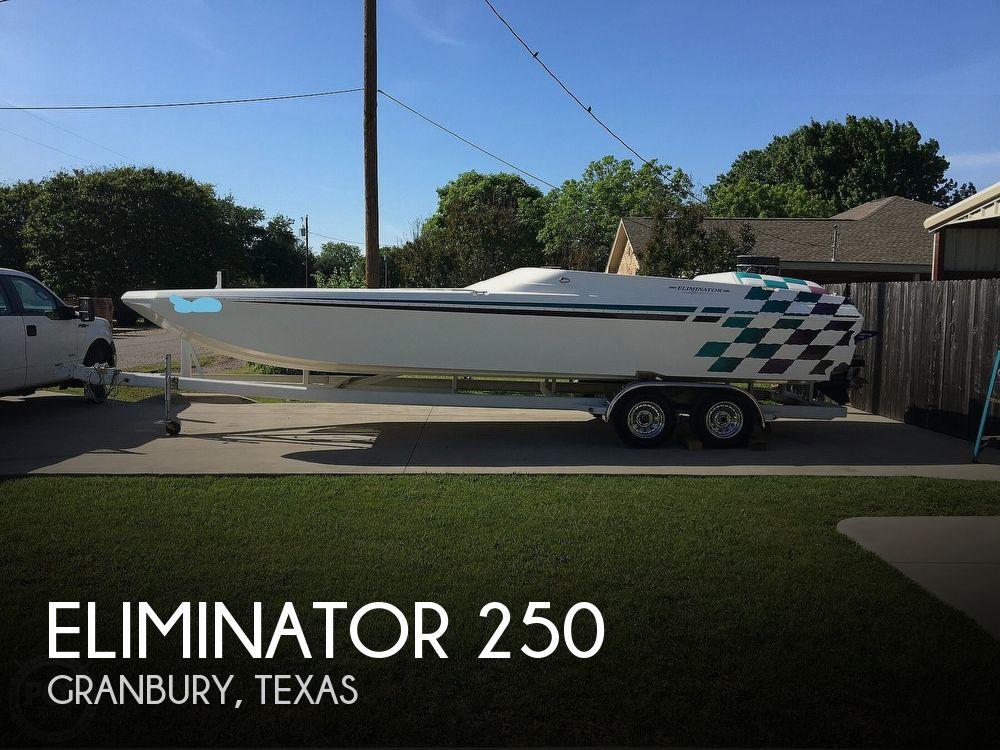 Used Daytona Boats For Sale by owner   1997 25 foot Daytona Eliminator