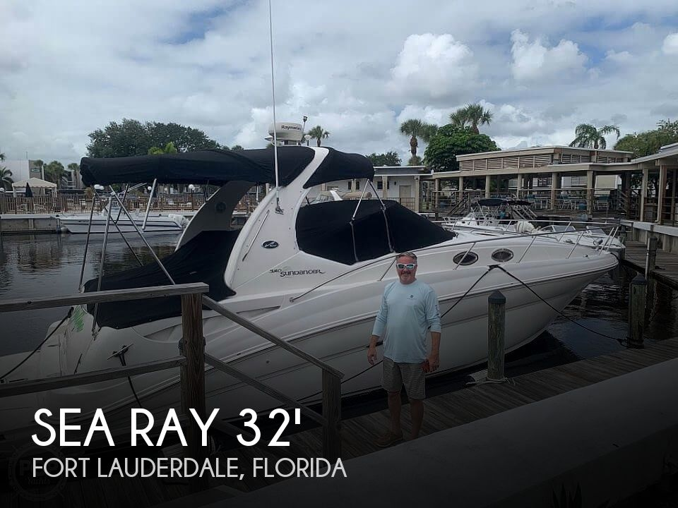 Used Sea Ray 32 Boats For Sale by owner | 2003 Sea Ray Sundancer 320