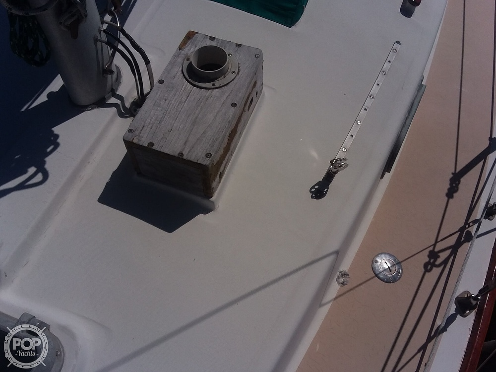 1980 Cape Dory boat for sale, model of the boat is 27 & Image # 9 of 40