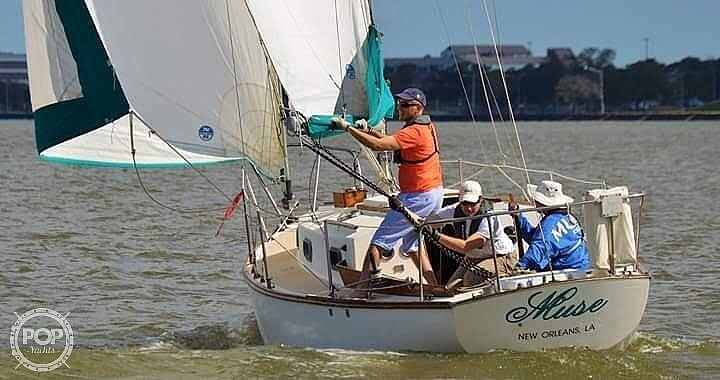 1980 Cape Dory boat for sale, model of the boat is 27 & Image # 40 of 40