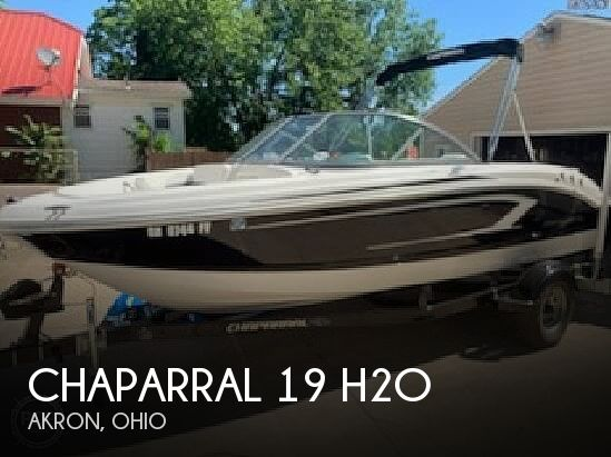 Used Boats For Sale in Youngstown, Ohio by owner | 2018 Chaparral H2O 19