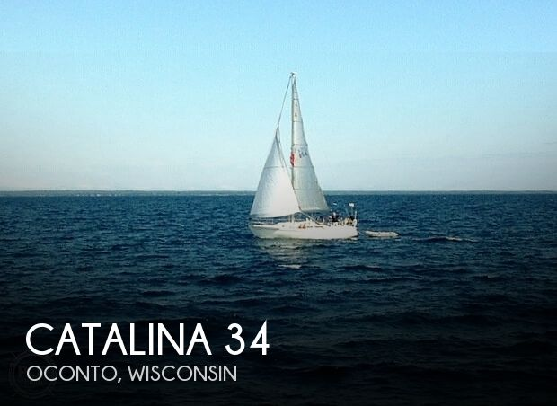 1989 CATALINA YACHTS 34 for sale