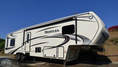2015 Montana 3725 RL - #1