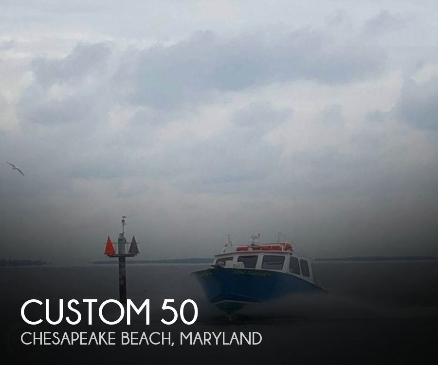Used Custom Boats For Sale by owner | 1975 Custom 50