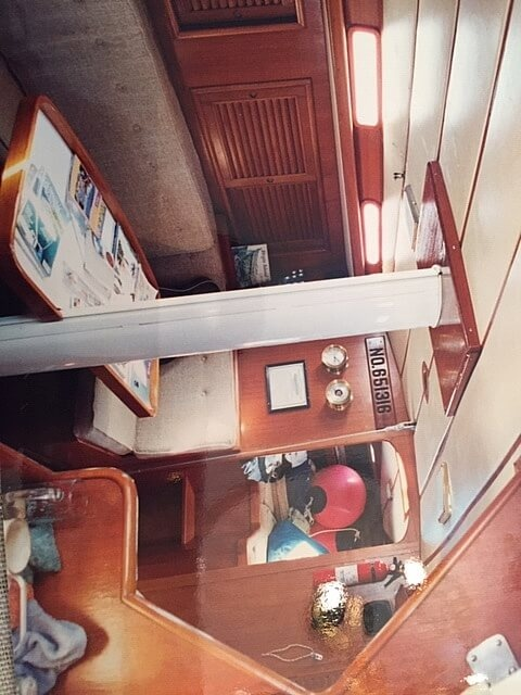 1981 Golden Wave boat for sale, model of the boat is 42 & Image # 6 of 9