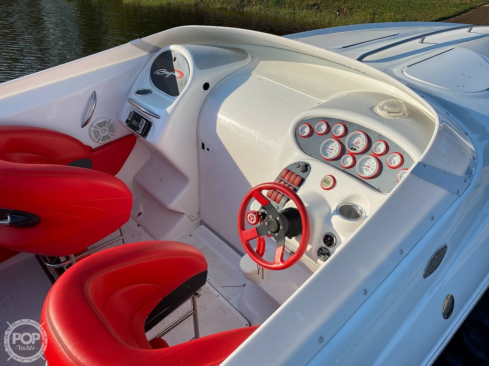 1998 Baja boat for sale, model of the boat is Boss 302 & Image # 14 of 40