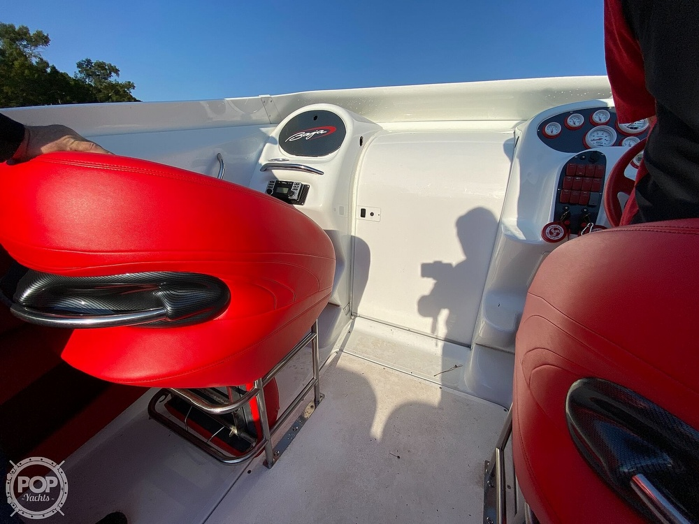 1998 Baja boat for sale, model of the boat is Boss 302 & Image # 18 of 40