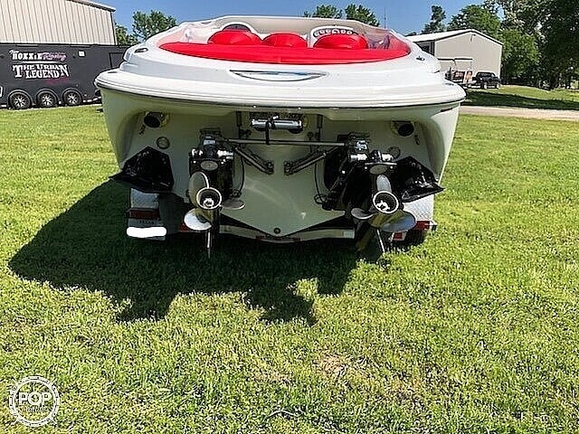 1998 Baja boat for sale, model of the boat is Boss 302 & Image # 3 of 40