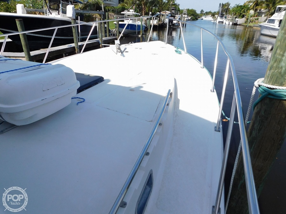 1988 Mikelson boat for sale, model of the boat is 42 Sedan & Image # 22 of 40