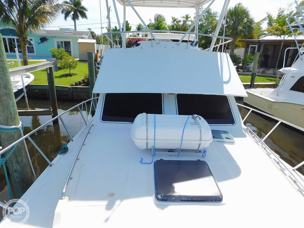 1988 Mikelson boat for sale, model of the boat is 42 Sedan & Image # 24 of 40