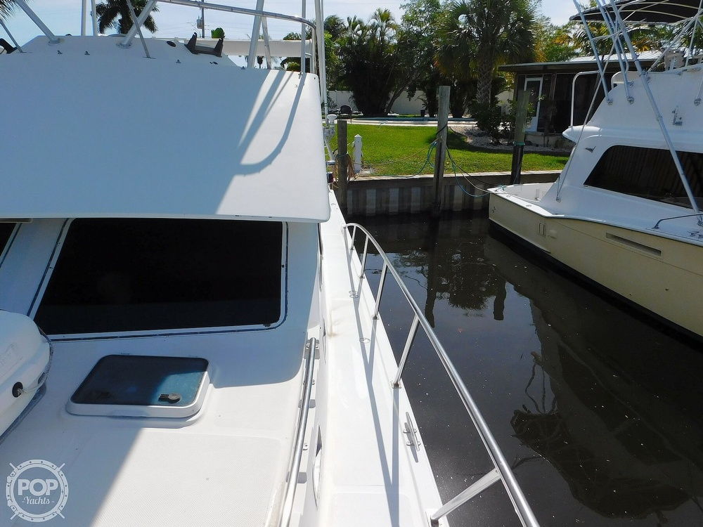 1988 Mikelson boat for sale, model of the boat is 42 Sedan & Image # 27 of 40
