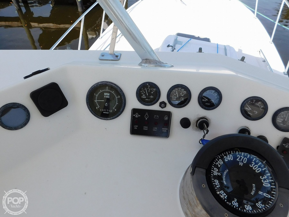 1988 Mikelson boat for sale, model of the boat is 42 Sedan & Image # 37 of 40