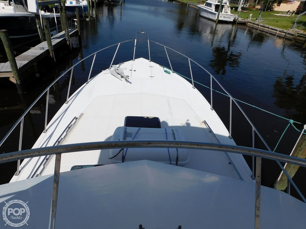 1988 Mikelson boat for sale, model of the boat is 42 Sedan & Image # 39 of 40