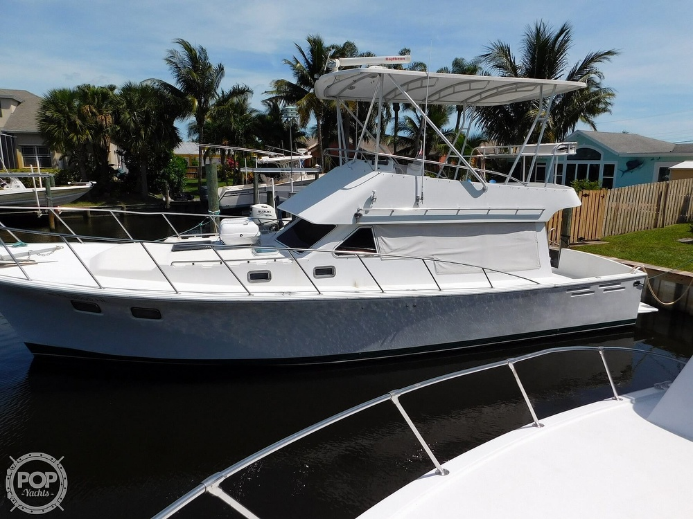 1988 Mikelson boat for sale, model of the boat is 42 Sedan & Image # 6 of 40