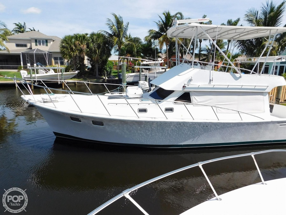 1988 Mikelson boat for sale, model of the boat is 42 Sedan & Image # 10 of 40