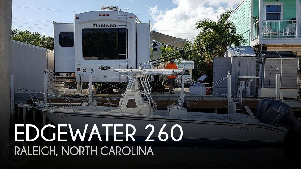 Used Edgewater Boats For Sale by owner | 1997 Edgewater 260