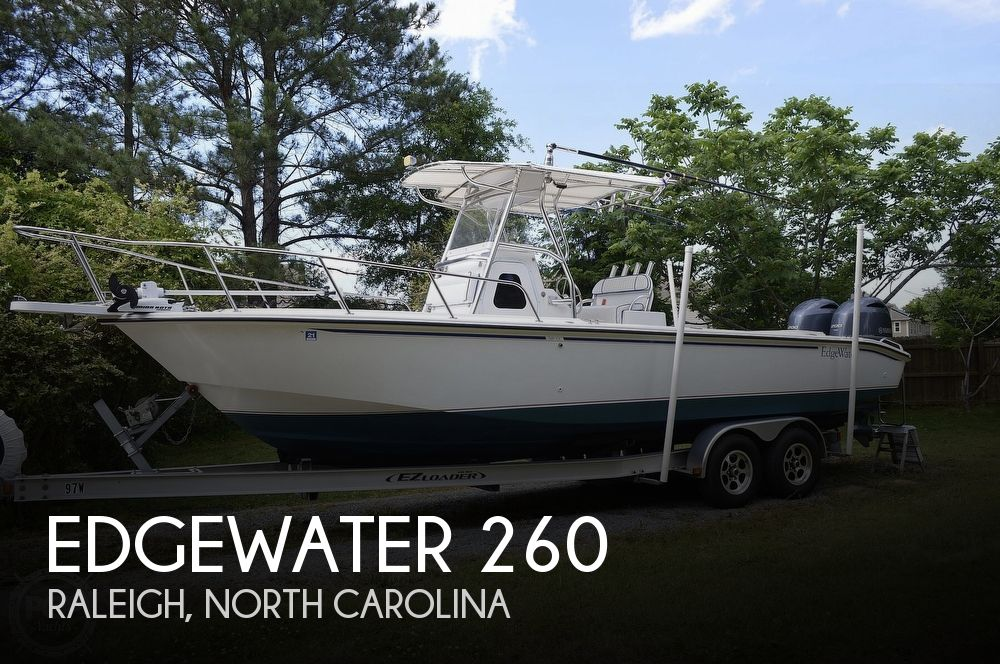 1997 EDGEWATER 260 for sale