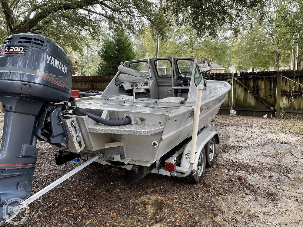 2000 Scullys boat for sale, model of the boat is 2072 MV1 & Image # 2 of 40