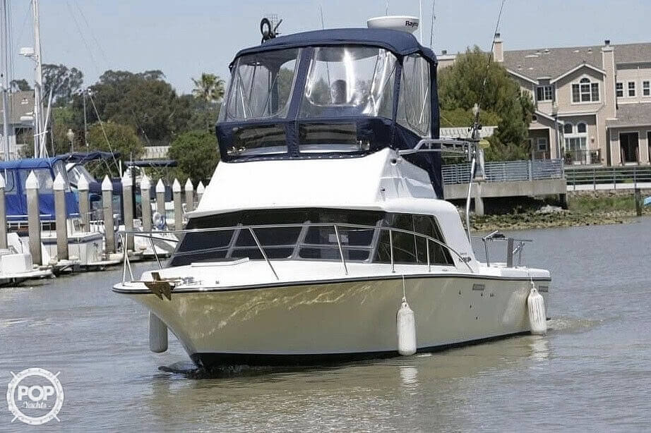 1980 Phoenix boat for sale, model of the boat is 29 & Image # 9 of 40