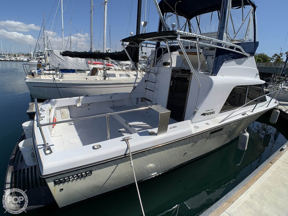 1980 Phoenix boat for sale, model of the boat is 29 & Image # 12 of 40
